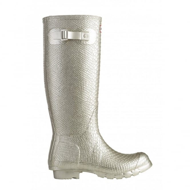 Hunter  Carnaby Boa Tall Welly