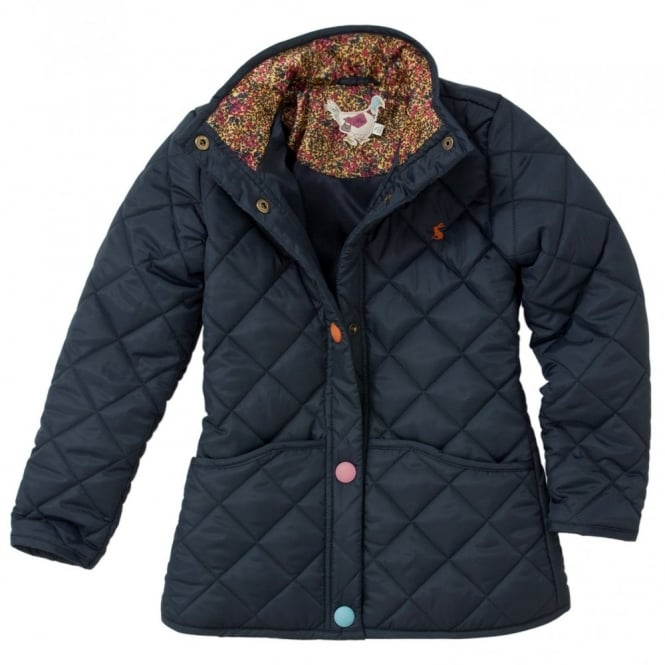 Joules  Junior Beatrice Quilted Jacket