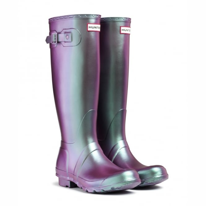 Hunter  Original Pearlescent Welly