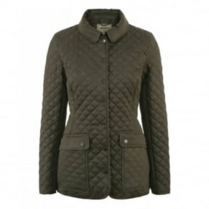 Dubarry Shaw Quilted Jacket