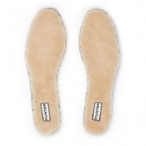 Hunter Luxury Sheepskin Insoles