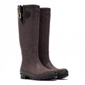 Joules Nessie Textured Welly