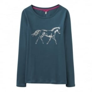 Joules Hedgeford Jersey Top