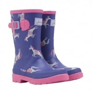 Joules Junior Girls Welly
