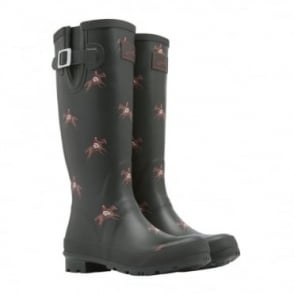 Joules Printed Welly