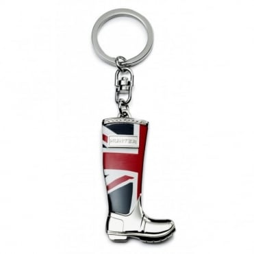 Hunter Original Brit Keyring