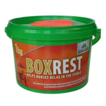 Global Herbs BoxRest 1Kg
