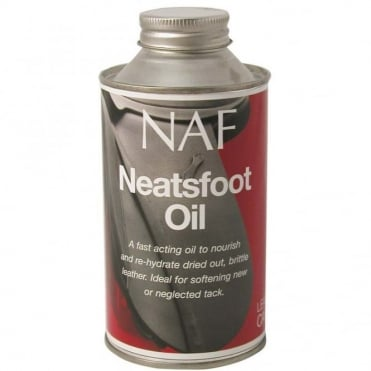 NAF Neatsfoot Oil 500ml