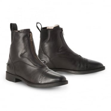 Tredstep Giotto Front Zip Paddock Boot