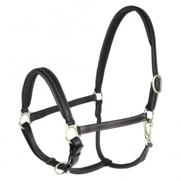 Horze Largo Leather Headcollar