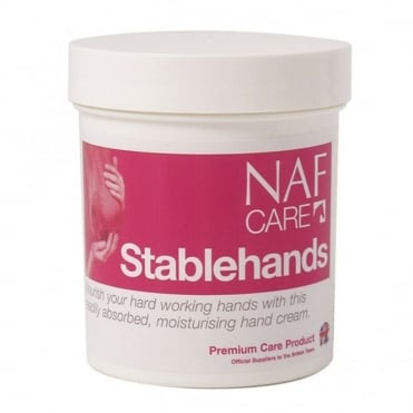 NAF Stablehands Cream 200g