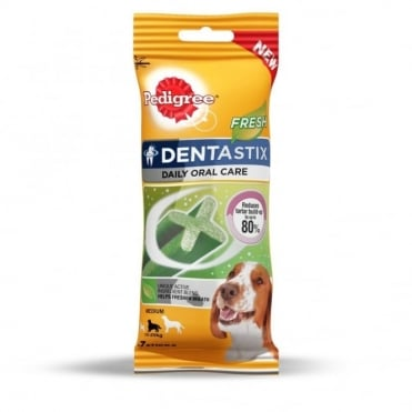 Pedigree DentaStix Fresh Medium (Pack of 7)