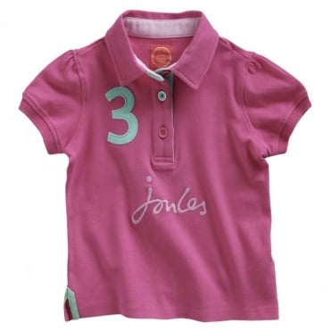 Joules Junior Pippa Polo Shirt