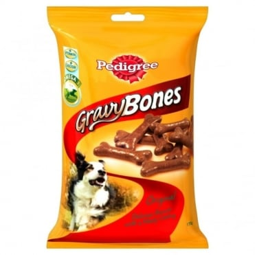 Pedigree Gravy Bones Original 175g