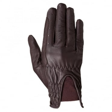Horze Deana Leather Gloves