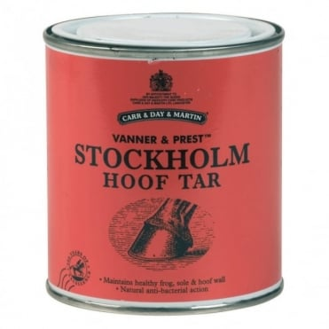Carr & Day & Martin Vanner and Prest Stockholm Hoof Tar 455ml