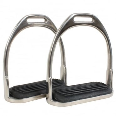 Eldonian PSOB Hunting Stirrups With Tread