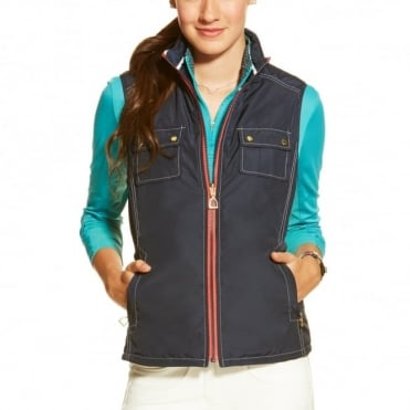 Ariat Derby Reversible Vest