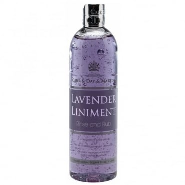 Carr & Day & Martin Carr & Day & Martin Lavender Liniment 500ml