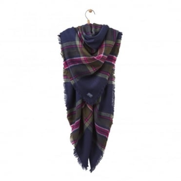 Joules Heyford Woven Scarf
