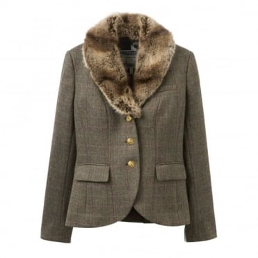 Joules Willa Tweed Blazer