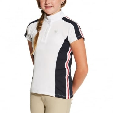 Ariat Girls Aptos Fashion Colourblock Show Top