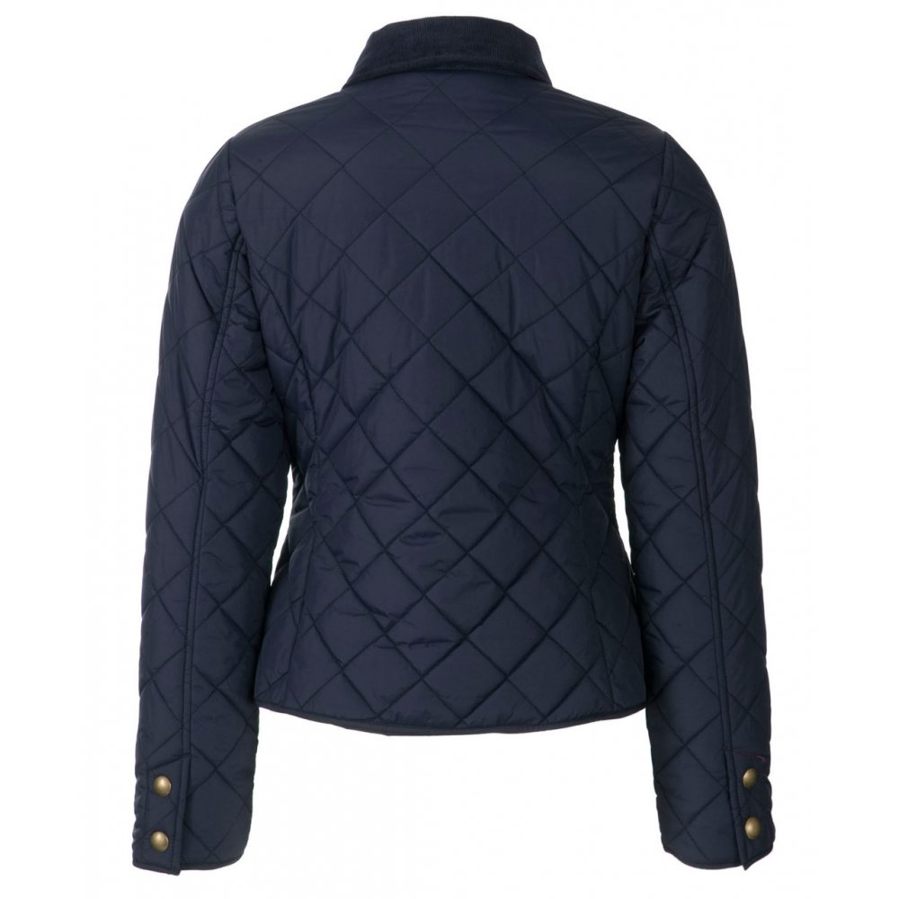 Joules Hampton Quilted Jacket Womens Jackets