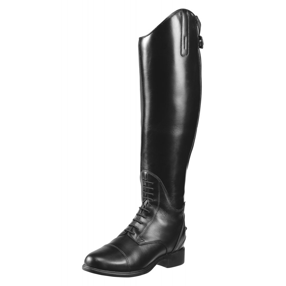 Ariat Bromont Tall H20 Non Insulated Waxed Black Long Boot