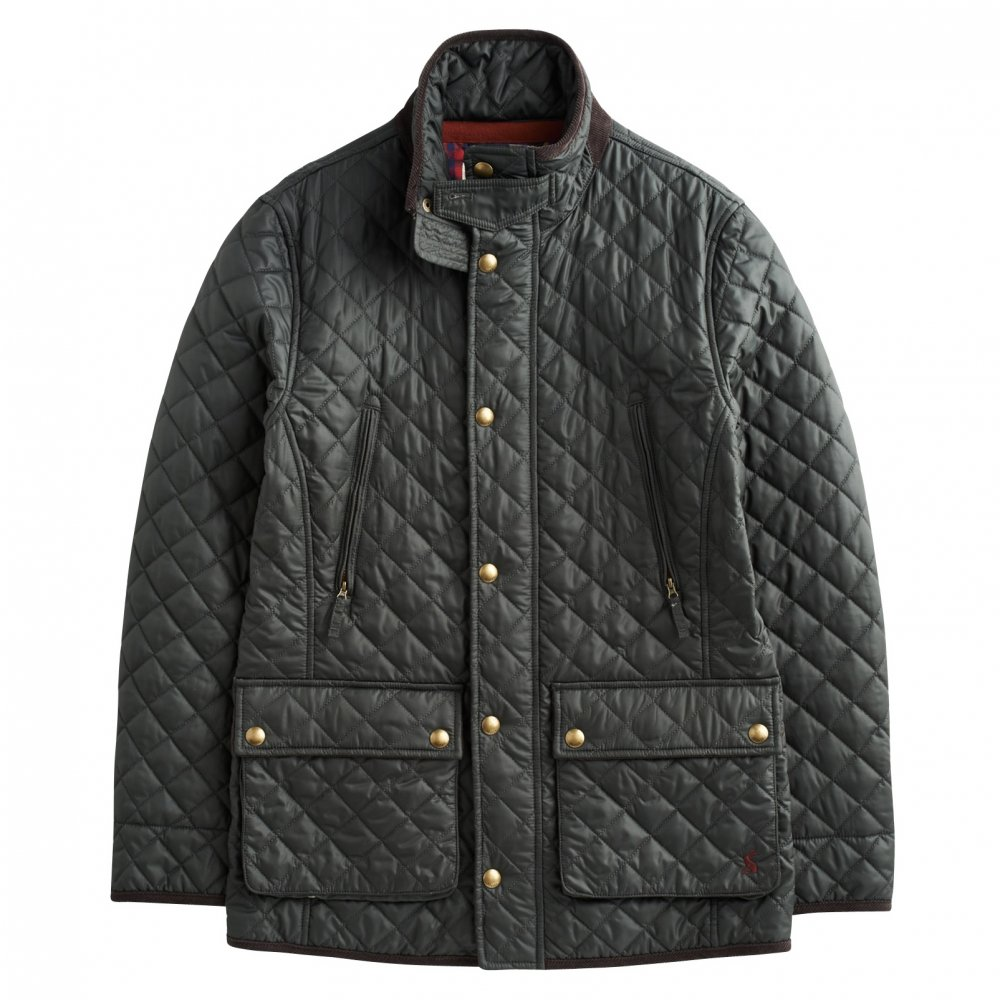 Joules Foxton Mens Quilted Jacket