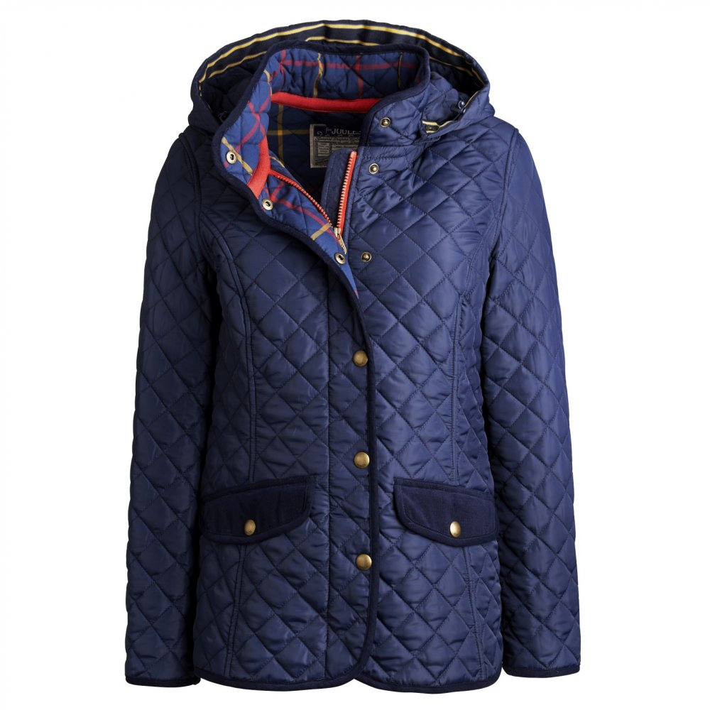 Joules Marcote Quilted Jacket