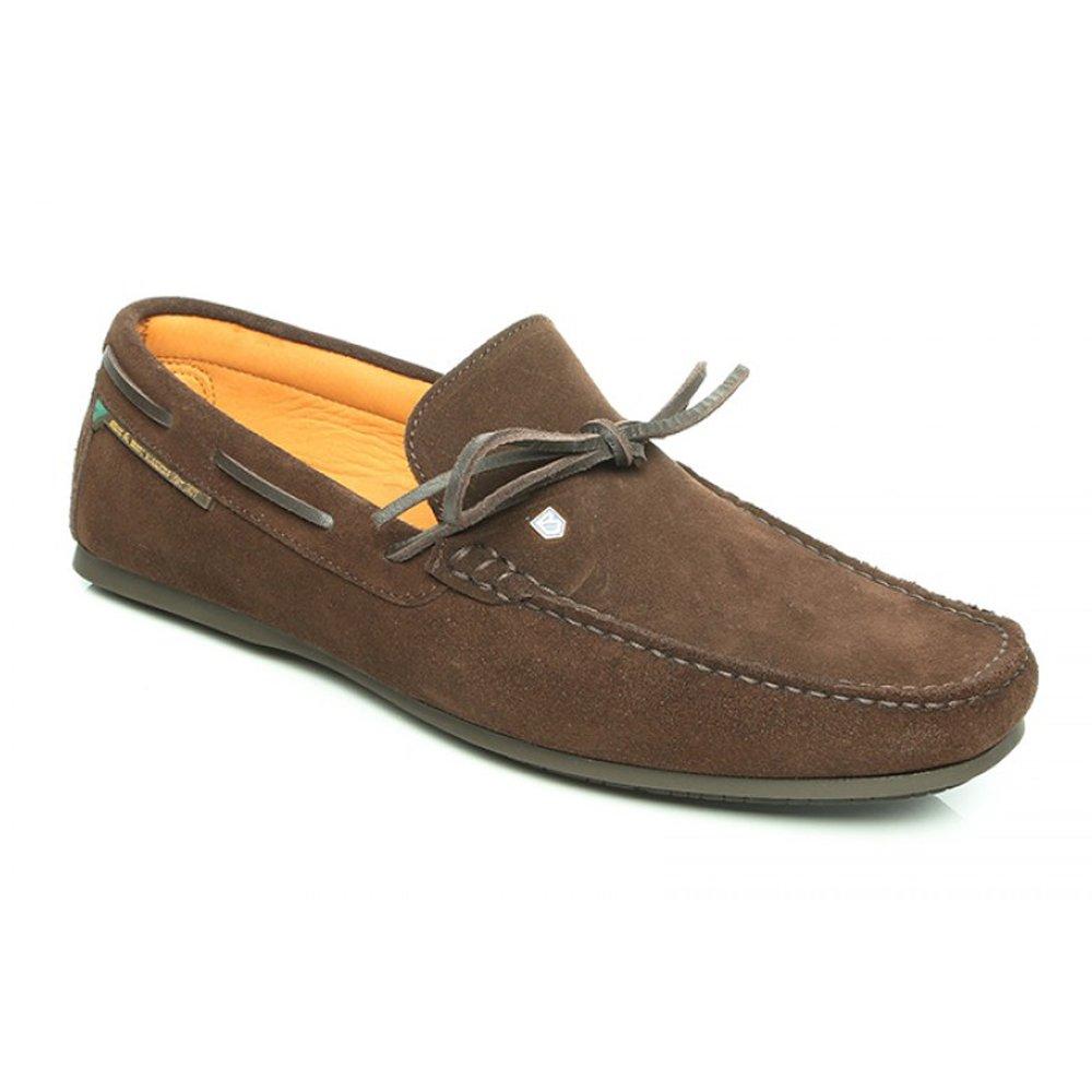 dubarry corsica mens deck shoe
