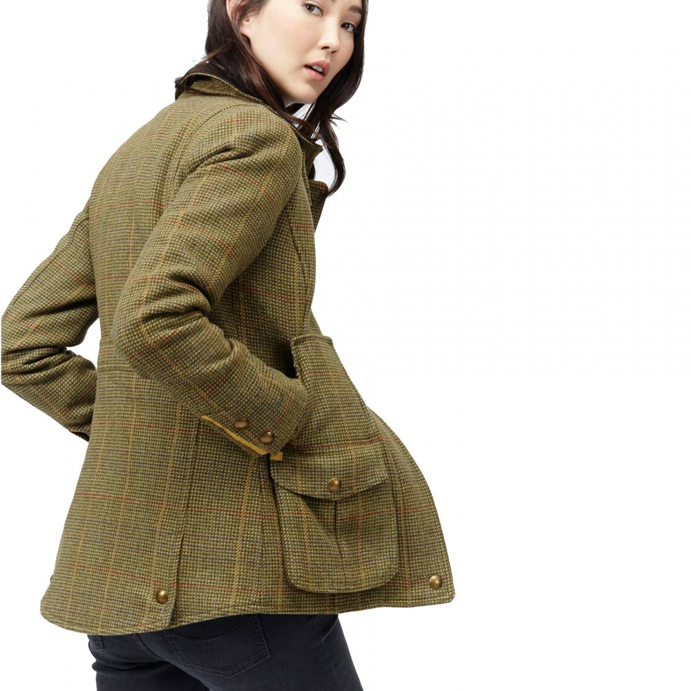 Joules Tweed Field Coat | eBay