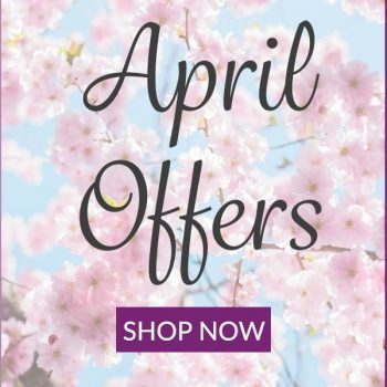 Houghton Country April offers banner