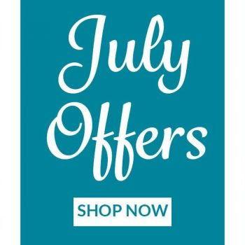 July monthly offers