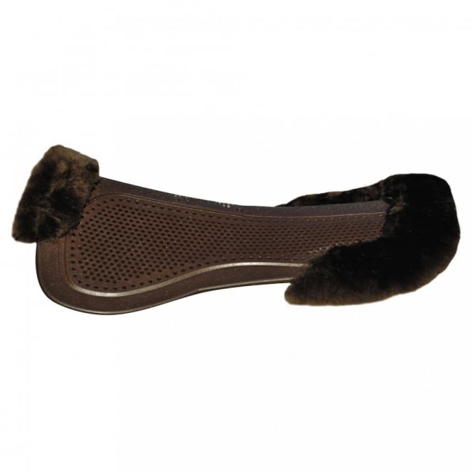 Acavallo Pony Just Gel Lambskin Half Pad