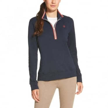 Ariat Ballad Half Zip Sweatshirt