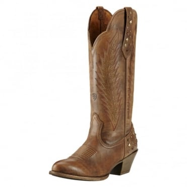 Ariat Dusty Diamond Cowboy Boots