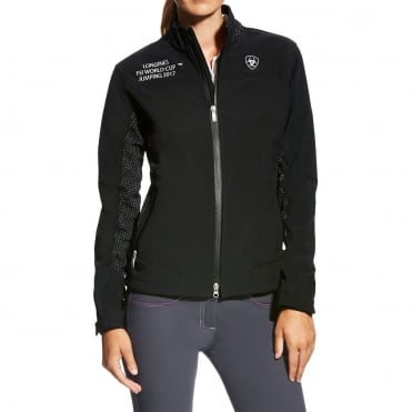 Ariat FEI Youth Bodymap Softshell Jacket