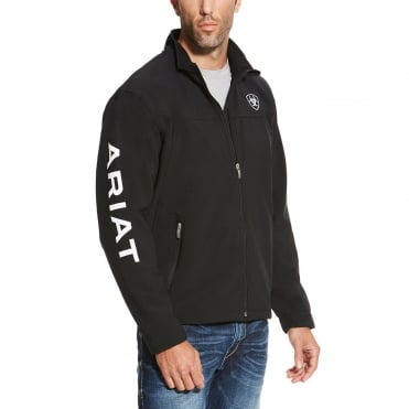 Ariat Mens New Team Softshell Jacket