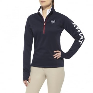 Ariat Tek Team Quarter Zip Sweatshirt