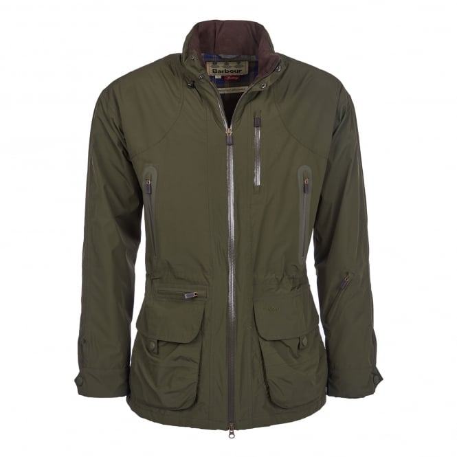Barbour Swainby Waterproof Jacket