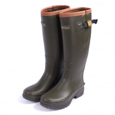 Barbour Tempest Neoprene Welly