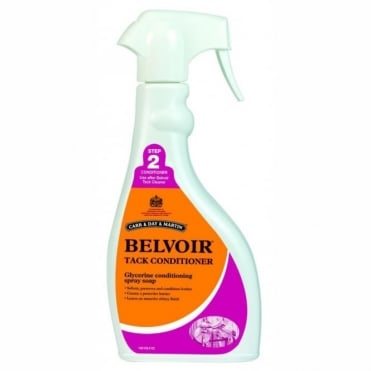 Belvoir Glycerine Tack Conditioner Spray 500ml