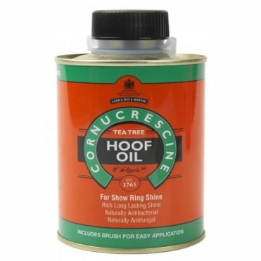 Cornucrescine Tea Tree Hoof Oil 500ml