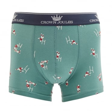 Crown Joules Great Tackle Boxers