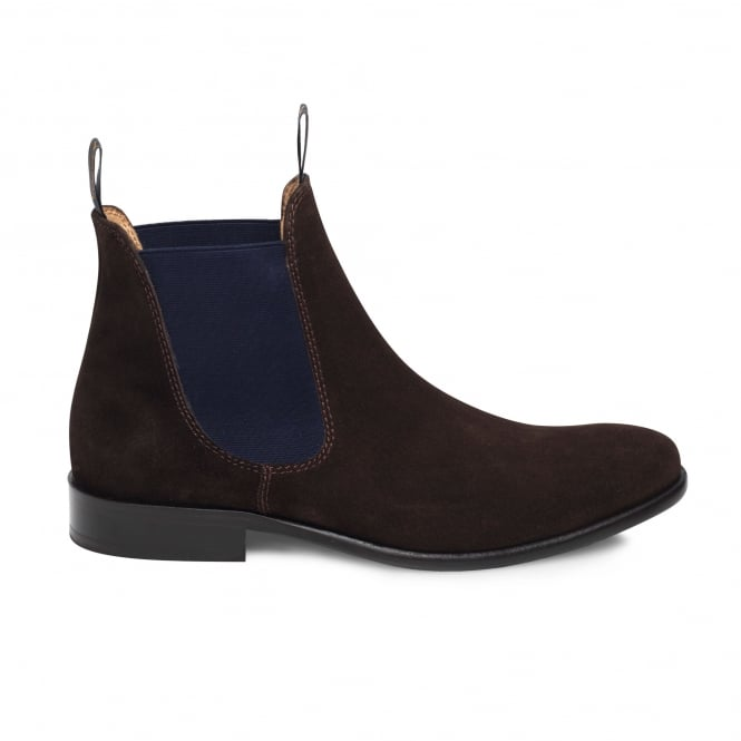Fairfax & Favor Mens Chelsea Suede Boot