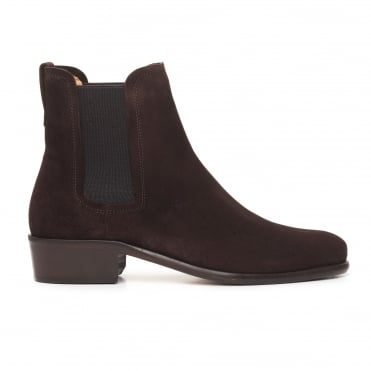 Fairfax & Favor Womens Chelsea Suede Boot