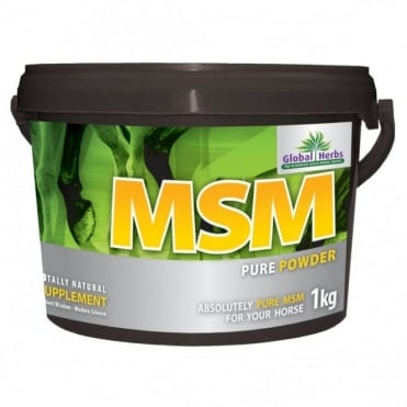 Global Herbs MSM 1kg