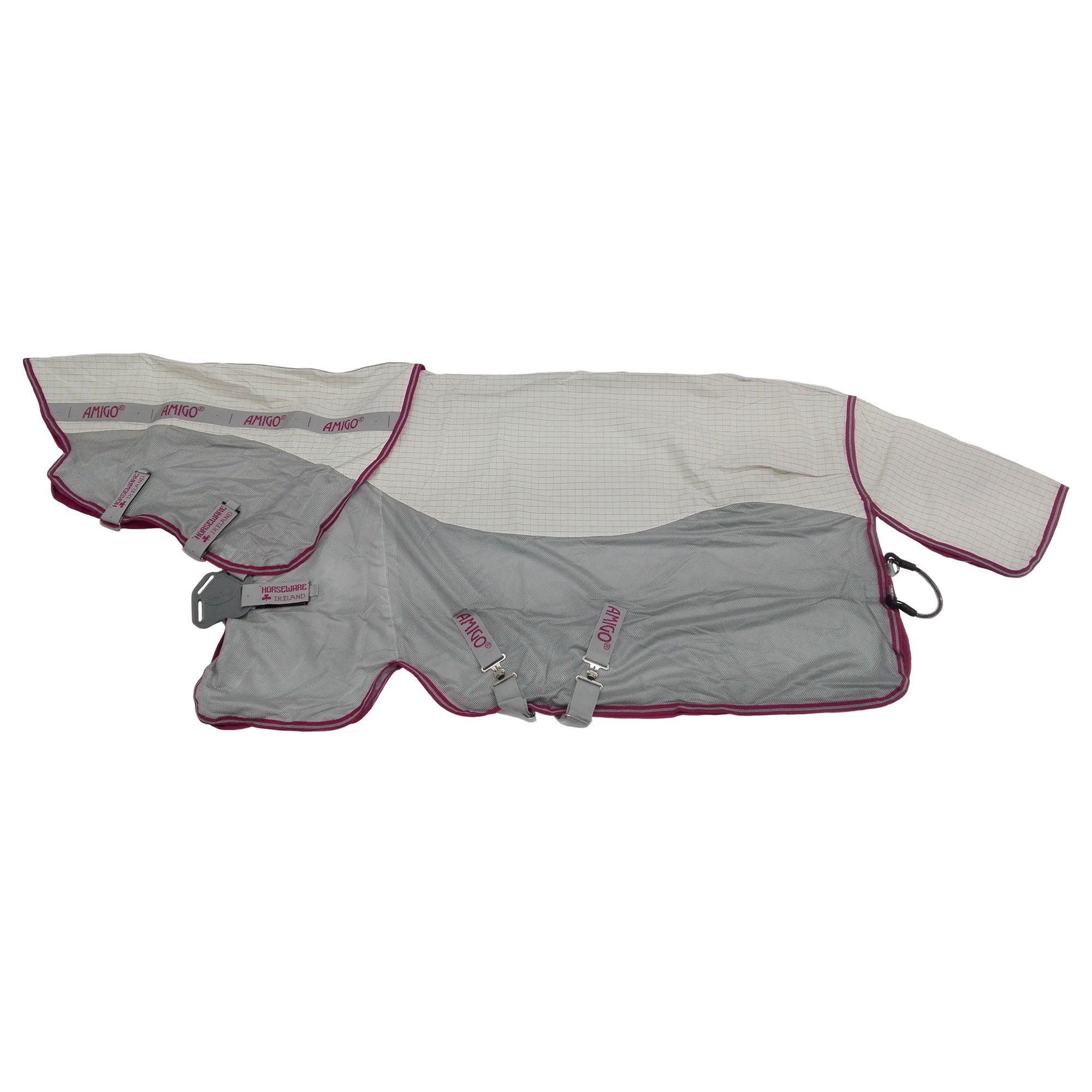 Amigo Aussie All Rounder Fly Rug with Disc Closure
