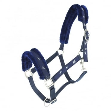 Horze Basel Headcollar and Lead Rope Set